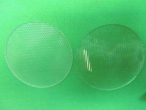 Makrolon diffusione luce a led