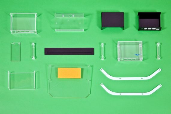 taglio laser plexiglass